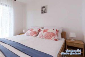 Apartman Krk, spavaća soba