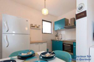 Apartman Krk, kuhinja