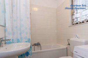Apartman Krk, kupaonica